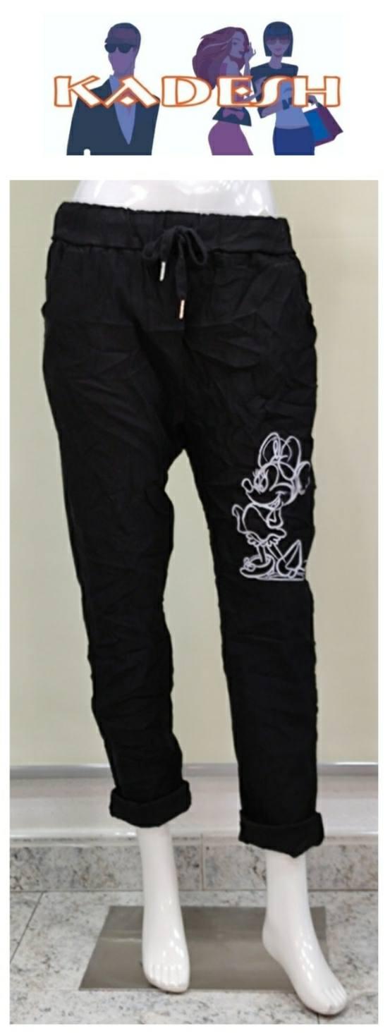 Pantalón negro Minnie